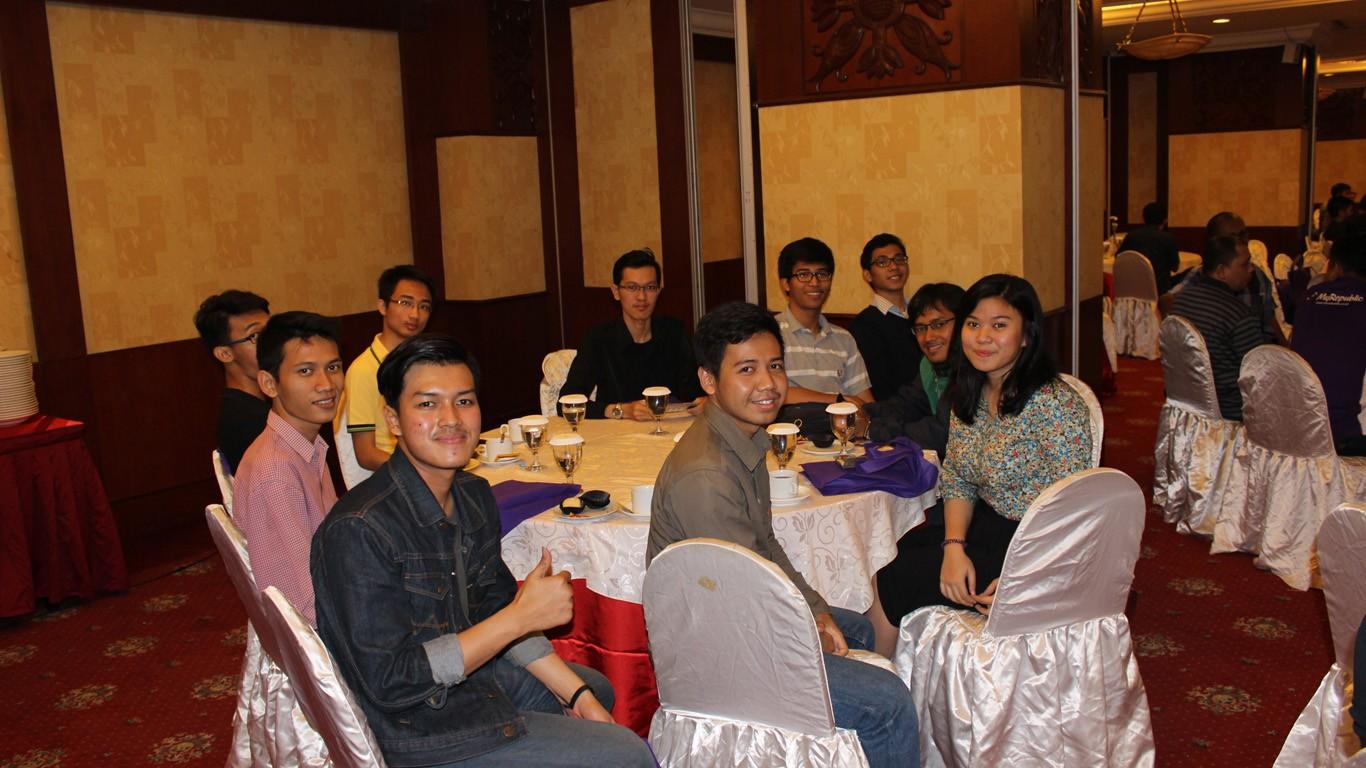 Seminar MyRepublic Partner Program di Surabaya dan Malang