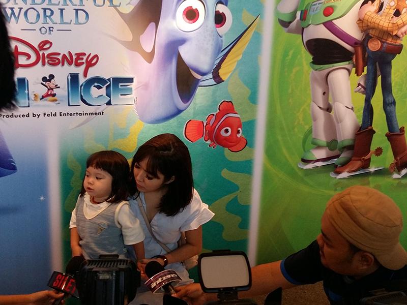 MyRepublic Hadir di Disney On Ice
