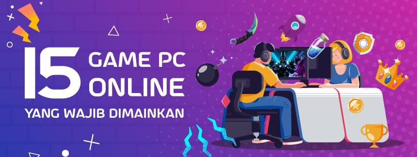 Ini Dia 15 Game Online PC Yang Wajib Dimainkan