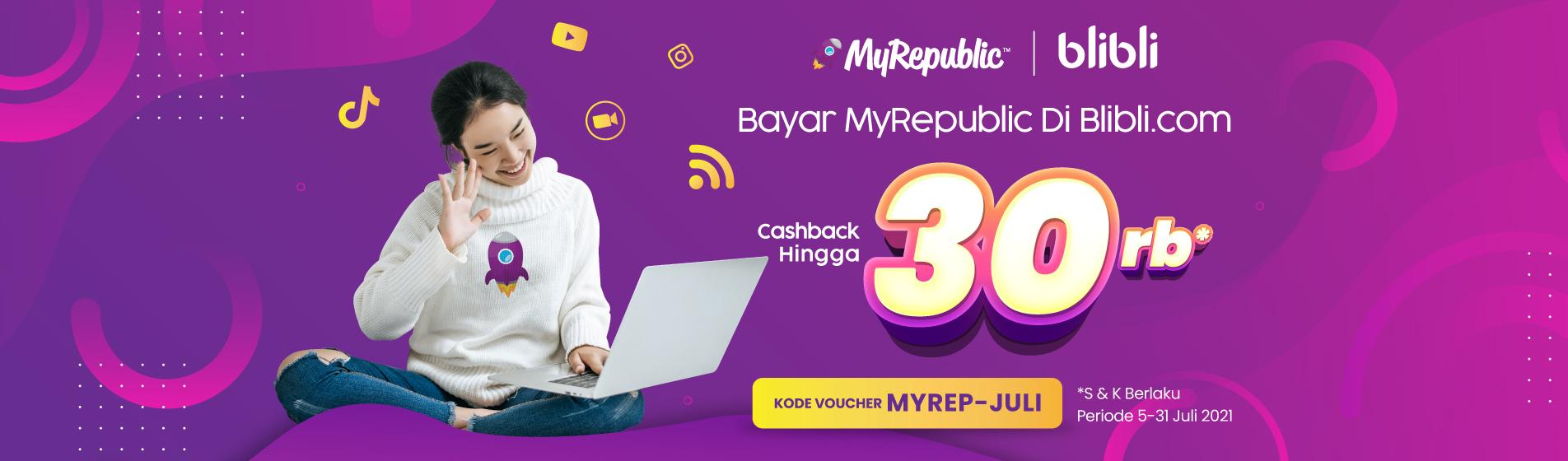 Payment Promo Via Blibli