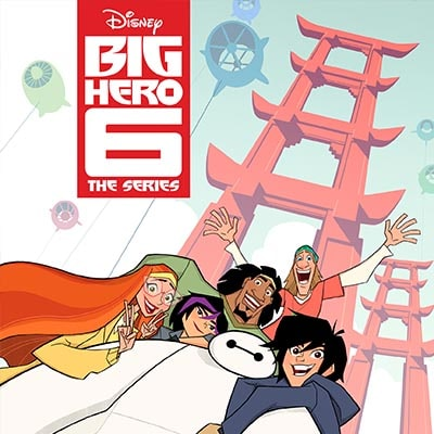 Big Hero 6: Legacies
