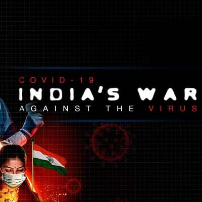 India War Against The Virus
