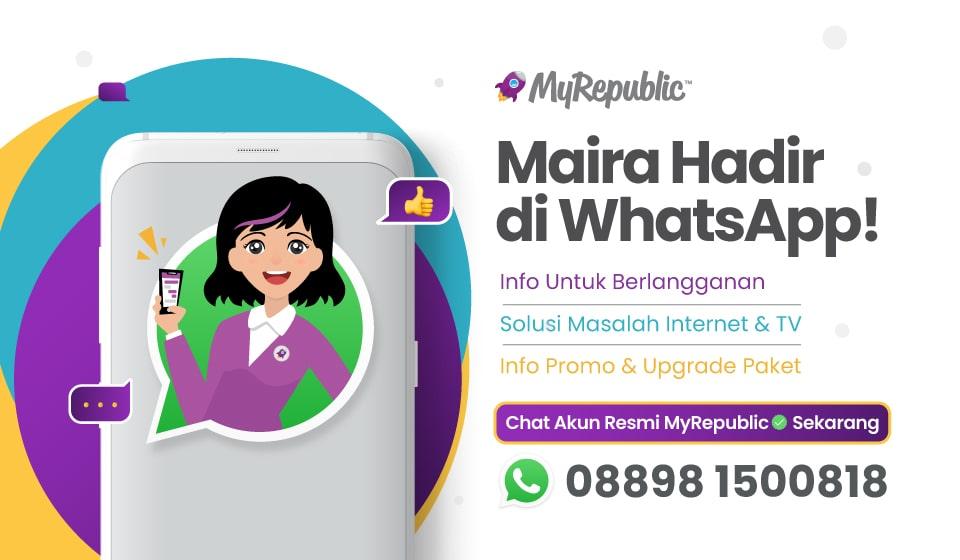 Maira WhatsApp