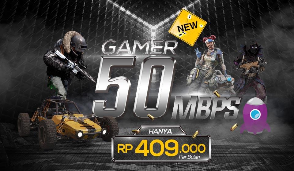 Promo Gamer 50