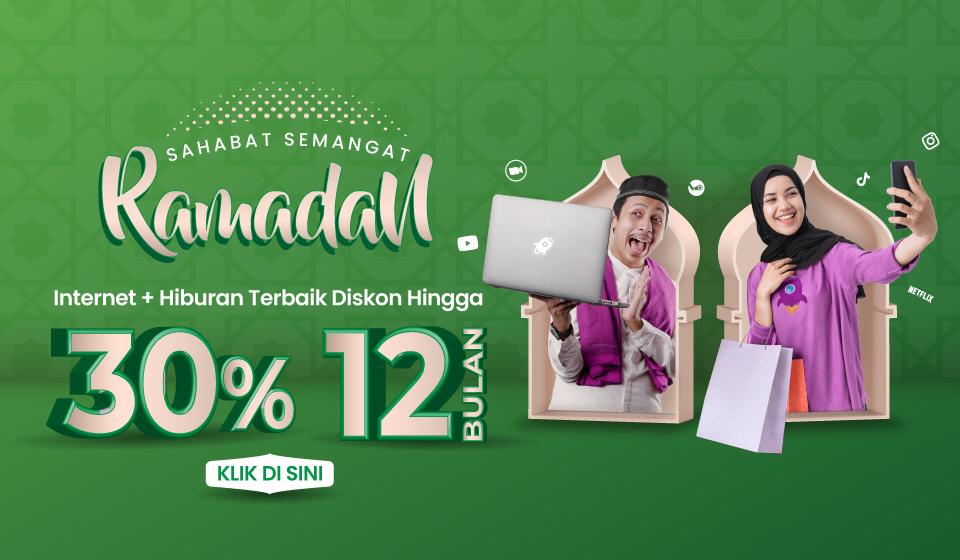 Online Promo Ramadhan
