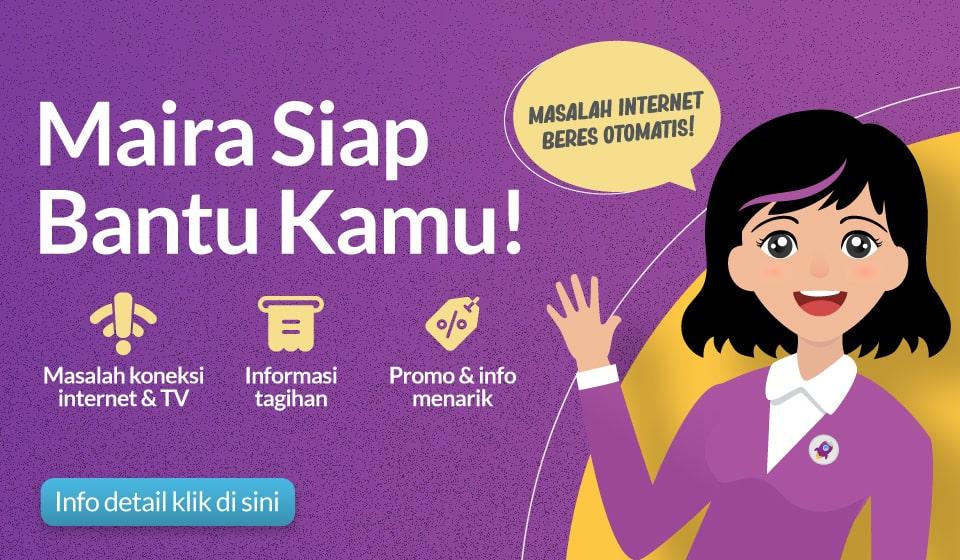 Chat Maira Sekarang Juga!