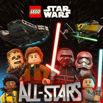 Lego Star Wars: All Stars