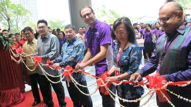 Grand Opening MyRepublic Plaza