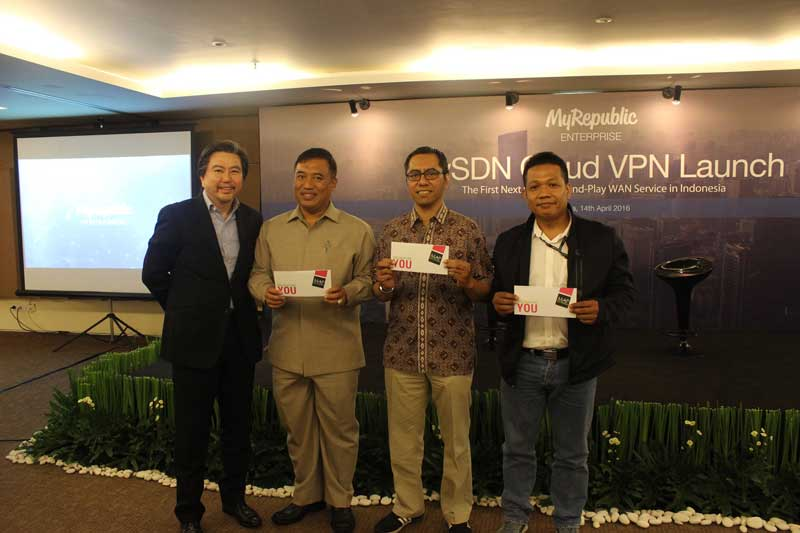 Launching MySDN Cloud VPN