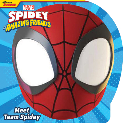 Movie of the Month: Meet Spidey And His Amazing Friends